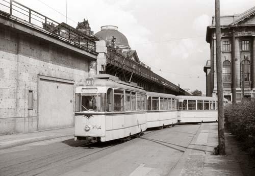 Triebwagen 3984 Berlin (BVG Ost)