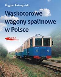 Waskotorowe wagony spalinowe w Polsce