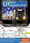 Gleisplan U-Bahn Berlin 2018