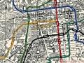 Stadtplan Berlin 1907