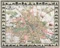 Stadtplan Monumentalplan der Reichshauptstadt Berlin 1896