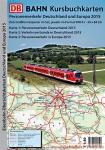 Eisenbahn-Übersichtskarten Deutschland und Europa 2015