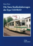 Die Tatra-Straßenbahnwagen des Typs T2D/B2D