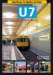 Berliner U-Bahn-Linien: U7 - Quer durch den Westen