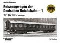 Reisezugwagen der Deutschen Reichsbahn - Bad 1: 1921 bis 1931 Regelspur