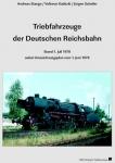 Triebfahrzeuge der Deutschen Reichsbahn ― Stand 1. Juli 1970
